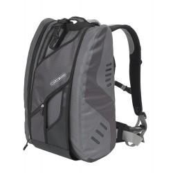 Ortlieb DayShot Zaino per trasporto Kit macchine fotografiche 21 litri  grigio/nero