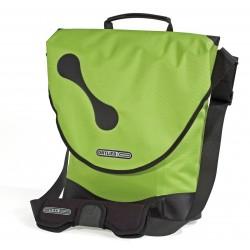 Ortlieb City Biker 10 litri borsa posteriore a portapacchi o tracolla QL3 verde lime