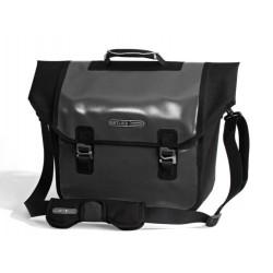 Ortlieb In-Town 18 litri borsa a tracolla nero