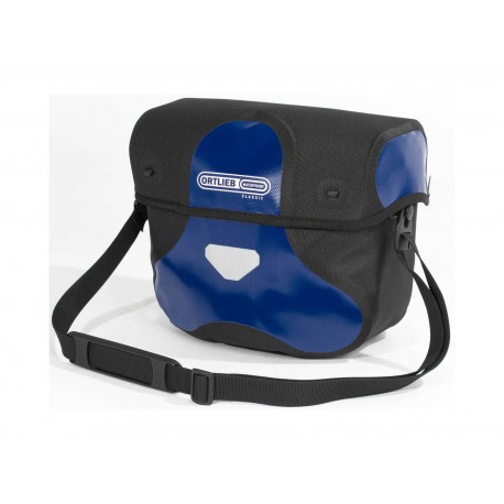 Ortlieb Ultimate6 M 7 litri borsa da manubrio blue/nero