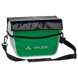 Vaude Aqua Box 6 litri borsa da manubrio verde/grigio