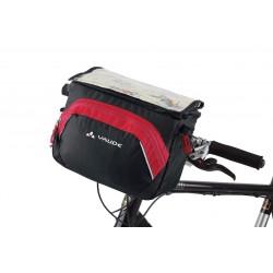 Vaude ROAD II 9 litri borsa da manubrio rosso/nero