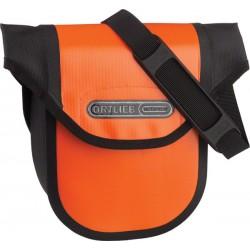 Ortlieb Ultimate Compact  2,7 litri borsa da manubrio arancio/nero