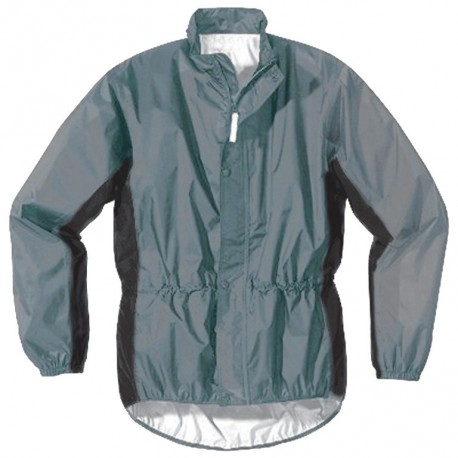 Hock Rain Guard giacca antipioggia grigio nero