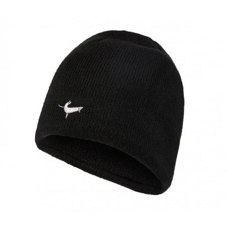 Sealskinz Beanie Hat berretto traspirante e per la pioggia nero