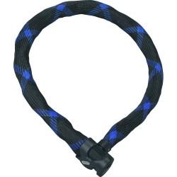 Abus Ivera 7210 lucchetto a catena nero/blue