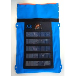 O-range Personal Solar Chargers  PS5 5W pannello solare blue