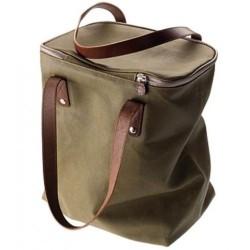 Brooks Camden tote Bag borsa anteriore per cestino marrone
