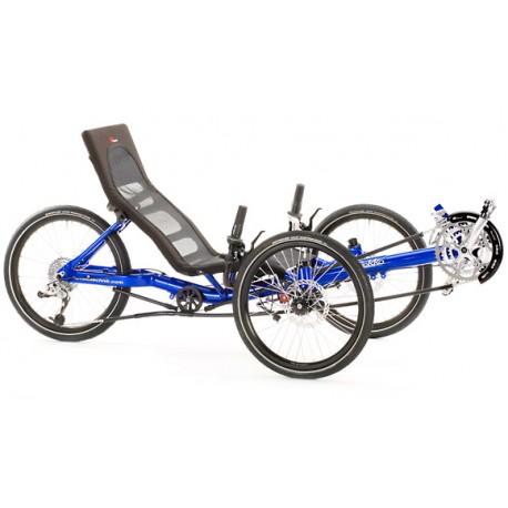 "HP Velotechnick Gekko fx 20""/20"" triciclo blue"