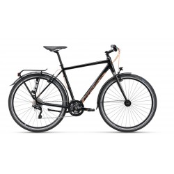 Koga F3 7.0 28 bicicletta da turismo nero