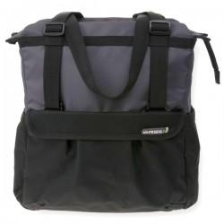 Basil Shopper XL borsa posteriore nero