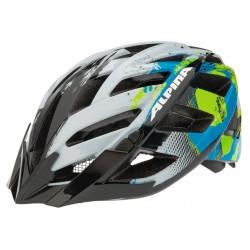 Alpina Panoma casco taglia 56-59 bianco ciano verde