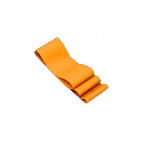 MVTEK coppia paranipples per Fatbike da 64 mm arancio