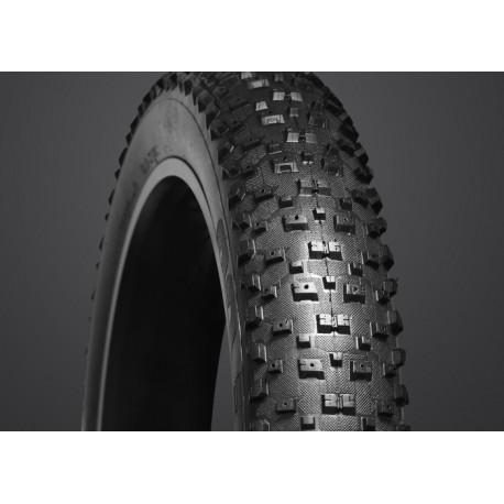 """VEE TIRE Snowshoe XL copertone pieghevole Fat bike da 26""""x4,8"""" nero"""