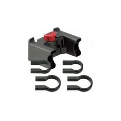 RixenKaul Klickfix attacco borsa da manubrio 22-26/31,8mm
