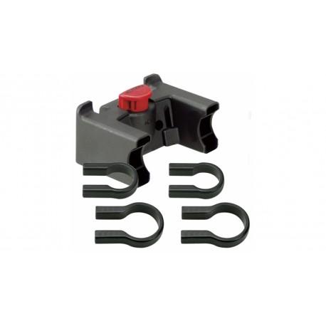RixenKaul Klickfix attacco borsa manubrio da 22-26mm a 31,8mm