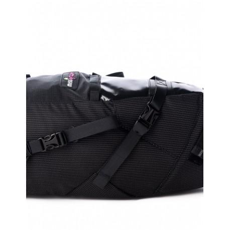 Miss Grape Cluster borsa sottosella per bicicletta nero