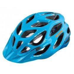 Alpina Mythos 2.0 casco taglia 57-62 blue arancio