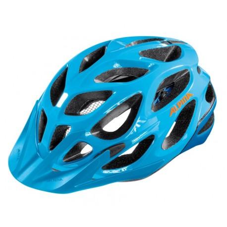 Alpina Mythos 2.0 casco taglia 57-62cm blue arancio