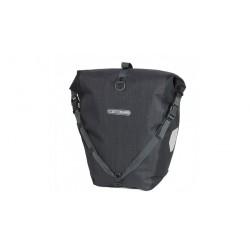 Ortlieb coppia borse posteriori Back Roller Plus granito nero
