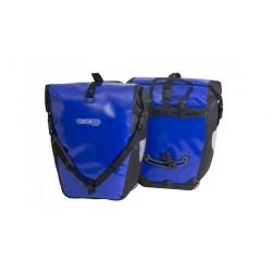 Ortlieb coppia borse posteriori Back Roller Classic blu ultramarino nero