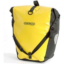 Ortlieb coppia borse posteriori Back Roller Classic giallo nero