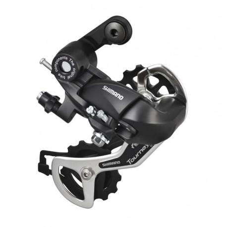 Shimano cambio 6/7 velocità Tourney RDTX 35 nero