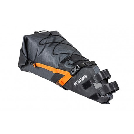 Ortlieb Seat-Pack borsa sottosella per bicicletta antracite nero
