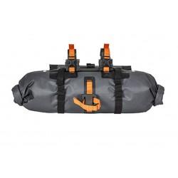 Ortlieb Handlebar-Pack L bikepacking da manubrio antracite nero