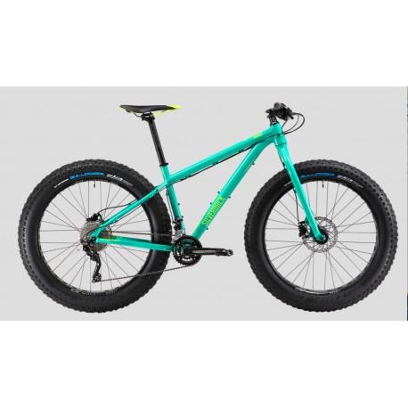 """Silverback SCOOP FATTY 26"""" bicicletta fatbike azzurro"""