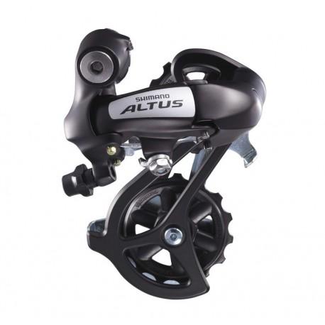 Shimano cambio posteriore Altus 7/8 velocità nero