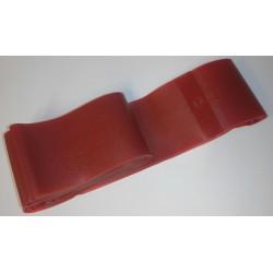 MVTEK coppia paranipples per Fatbike da 64 mm rosso