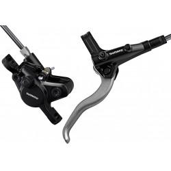 Shimano freno a disco idraulico BR-MT400 posteriore nero