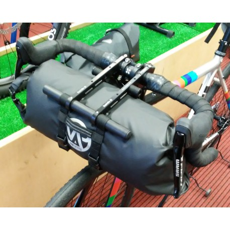 VAPCycling front bag nero
