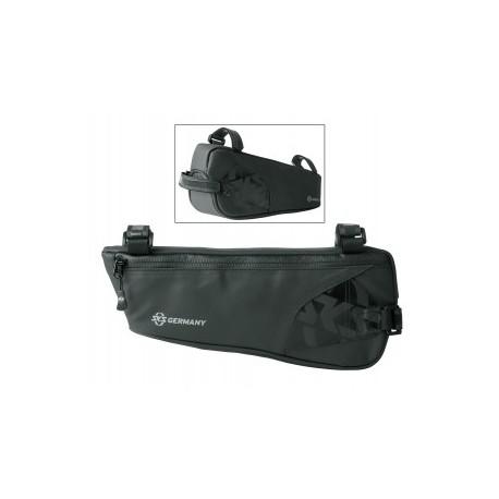 Borsa telaio SKS Explorer Edge nero, 280x60x120mm 164g 1,0L
