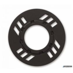 Protezione catena con o-ring per trasmissione Bosch, nero