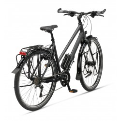 Koga World Traveller 29 bicicletta nero opaco