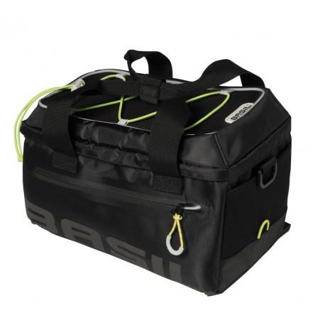 Basil Miles trunkbag borsa da portapacchi nero