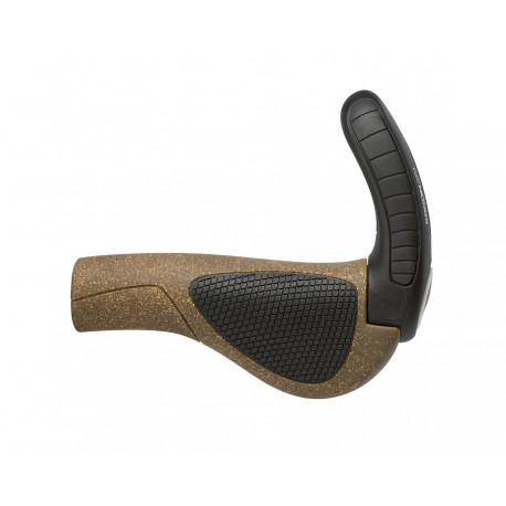 Ergon GP3-L BioKork manopole ergonomiche