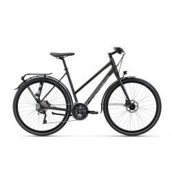 Koga F3 7.0 28 bicicletta da turismo onice