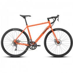 GENESIS bicicletta CDA 10 arancio