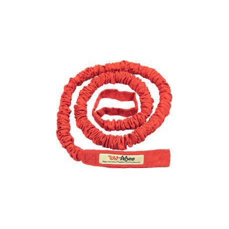 TOWWHEE corda da traino rosso 140 cm