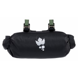 Miss Grape Tendril borsa anteriore da manubrio per bicicletta nero