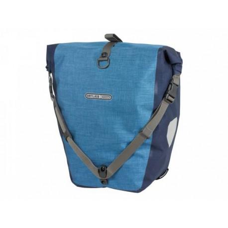 Ortlieb coppia borse Back Roller Plus Denim Steel Blue