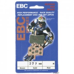 EBC pastiglie freno disco Hayes/Promax/HFX/Imperial