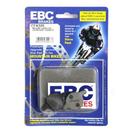 EBC pastiglie freno disco Magura Clara 01/02 Louise 02/03