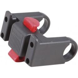 RixenKaul Klickfix attacco borsa da manubrio 31,8mm