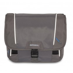 Basil borsa anteriore Sport Design da manubrio grigio