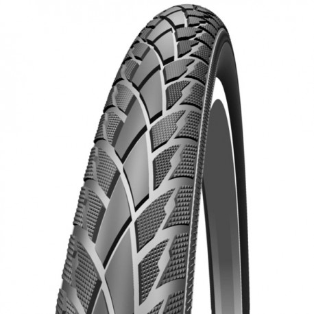 Schwalbe Road Cruiser 47-559 (26x1.75) rigido nero