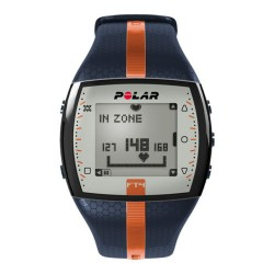 Polar FT4 cardio frequenzimetro blu/arancio